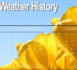weather history